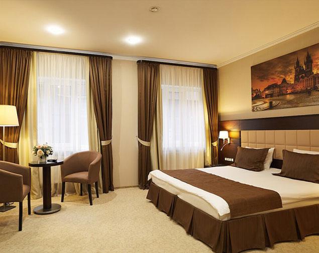 Отель в Ереване